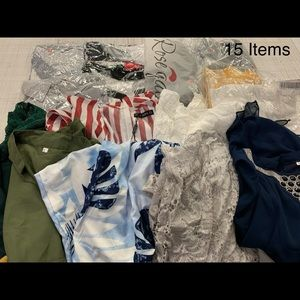 Women's clothes bundle lot